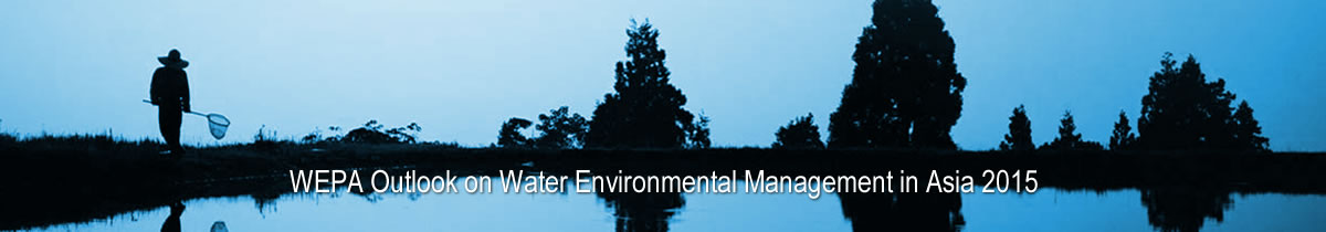 Link to WEPA Outlook on Water Environmental Management in Asia 2015